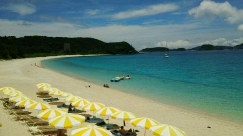 冬だからこそ慶良間諸島!やっぱり沖縄の海は最高です。