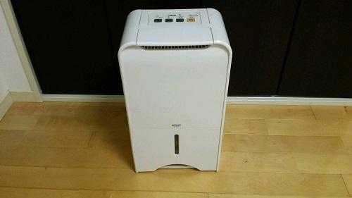 梅雨の沖縄。沖縄移住するのに最も必要なのが、衣類乾燥機能付き除湿機です!