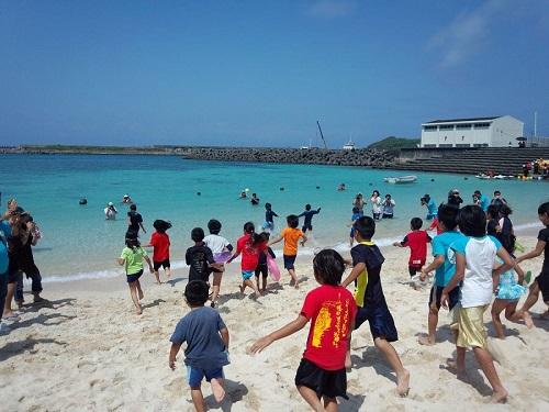 沖縄の四季は「春・夏・秋・冬」ではなく「夏・夏・夏・冬」です!