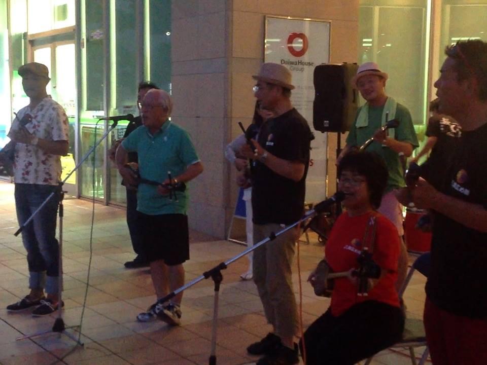 沖縄では6月23日は「慰霊の日」。三線のイベントに行ってきました!