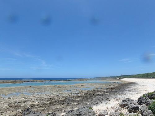 昨日の沖縄は快晴! なのでシュノーケルに行って来ました。