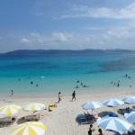 子連れにオススメのビーチは、慶良間諸島の古座間味ビーチです!