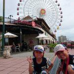 沖縄県で唯一の観覧車?!に乗ってきました。