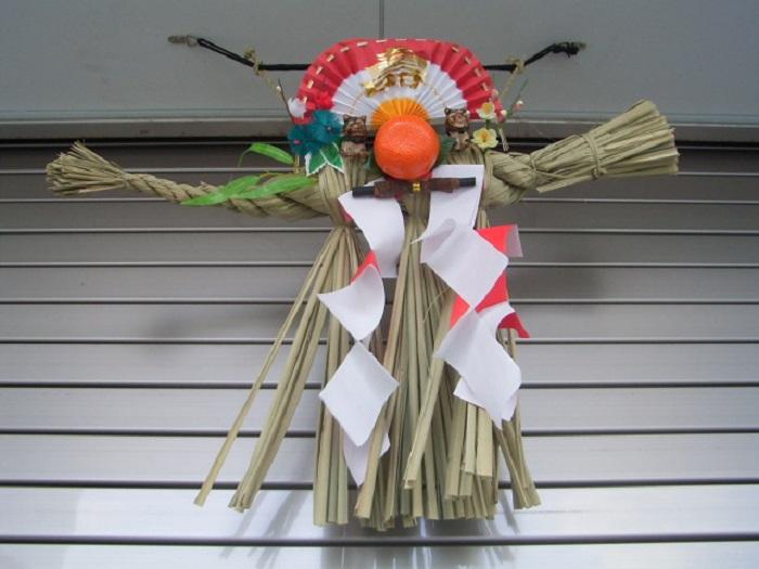 正月飾り 飾り方