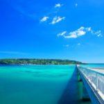 【離島巡り】嵐のCMで有名になった古宇利島は沖縄本島から車で行ける離島です。