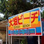 沖縄本島でシュノーケリングできる大泊ビーチへいってきました。