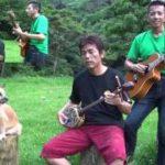 三線とギターで、古謝 美佐子さんの「童神」を唄ってみました!