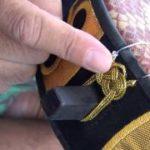 三線ライフ4ヶ月。三線の弦(糸)が切れたので張り替えました(動画)。