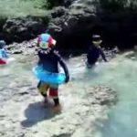 宮古島のイムギャーマリンガーデンでシュノーケル(動画)!