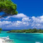 川平湾(石垣島)は沖縄県で最初に、ミシェランの3つ星を獲得した観光地です!