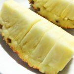 石垣島のパインは、いち早く旬を迎えました。今が食べごろですよ!