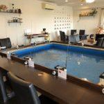 カフェで釣り?糸満市にオープンした「CAFE de 釣り(カフェ・デ・ツリー)」