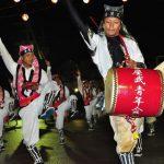沖縄県は旧盆に入りました~ 各地で伝統エイサーが見られます!