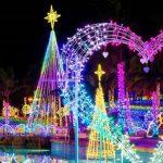 冬の沖縄を楽しむ方法の1つに、リゾートホテルでの「イルミネーション」