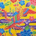 沖縄で継承され続いている伝統工芸の「紅型」そのルーツを探ってみました。