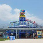 水遊び・大型遊具・アスレチック子供達にとって、夢のようなアトラクション公園「道の駅 ぎのざ」