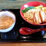 県産小麦を使用した生麺?次世代の創作沖縄そば屋さん「金月そば」