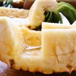 桃より糖度が高いパイン?芯まで食べれる希少な沖縄県産「ピーチパイン」が収穫開始!
