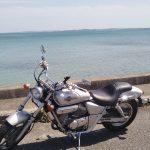 南国沖縄でバイクライフを始めました!